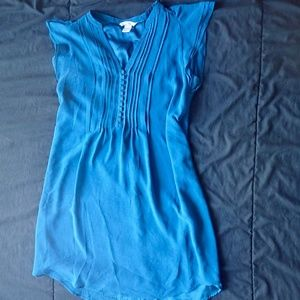 Blue H&M Casual or Business Dress